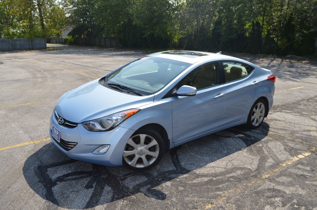 2013 HYUNDAI ELANTRA for sale at TKP Auto Sales