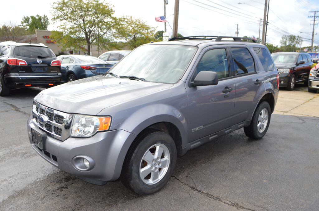 2008 FORD ESCAPE for sale at TKP Auto Sales