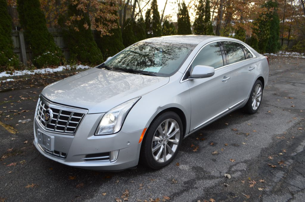 2014 CADILLAC XTS for sale at TKP Auto Sales