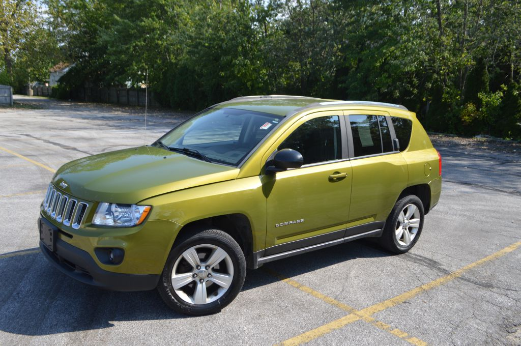 2012 JEEP COMPASS SPORT for sale in Eastlake, Ohio