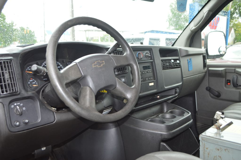 2007 CHEVROLET EXPRESS G2500  for sale at TKP Auto Sales