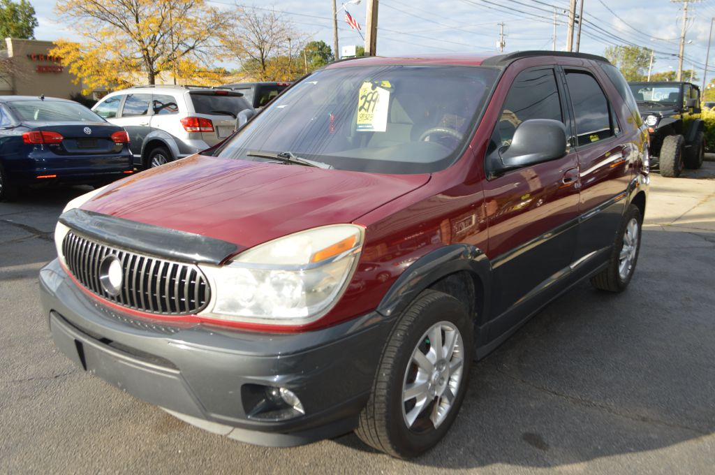 2005 BUICK RENDEZVOUS for sale at TKP Auto Sales