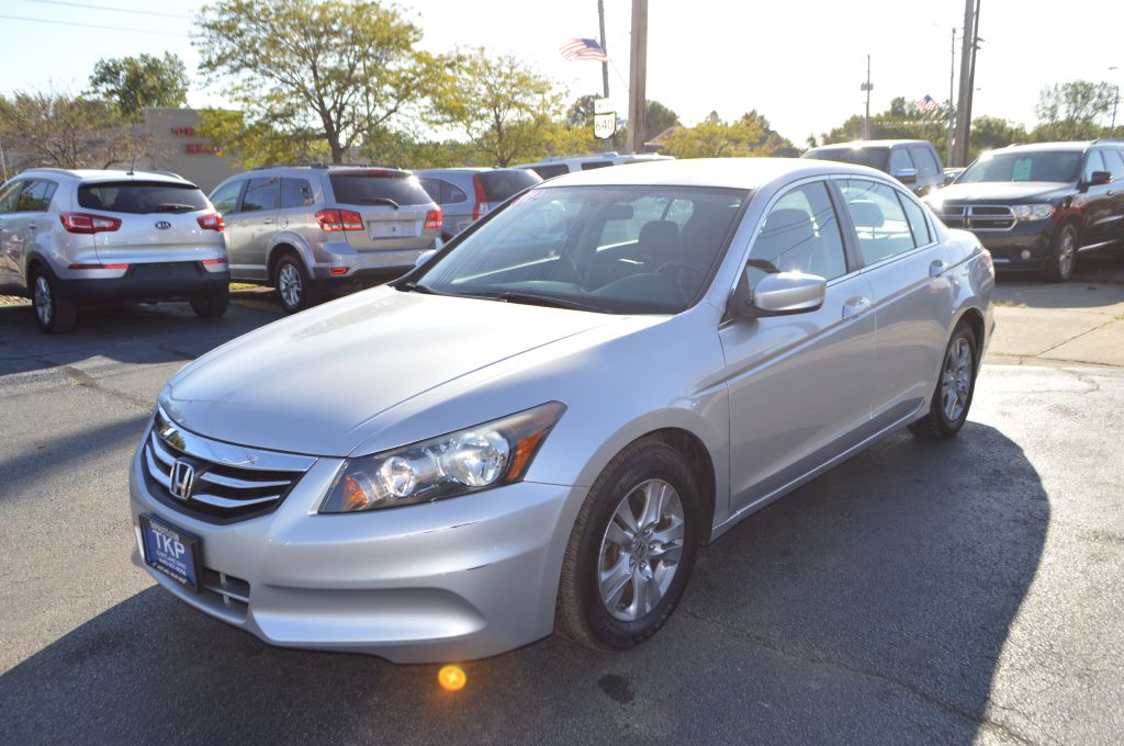 2011 HONDA ACCORD SE for sale in Eastlake, Ohio