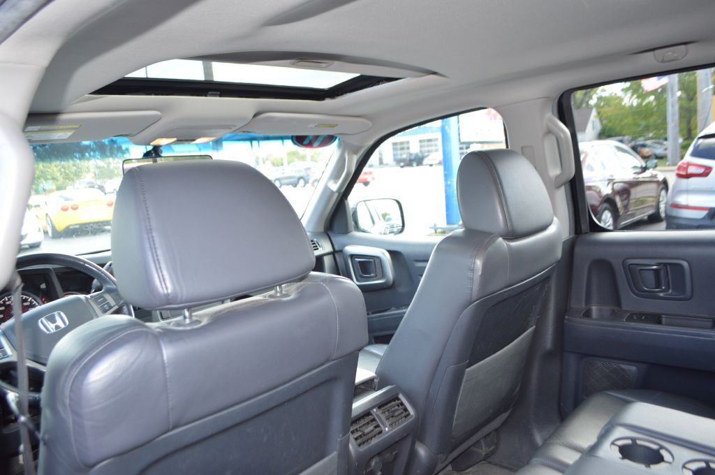 2011 HONDA RIDGELINE RTL for sale at TKP Auto Sales
