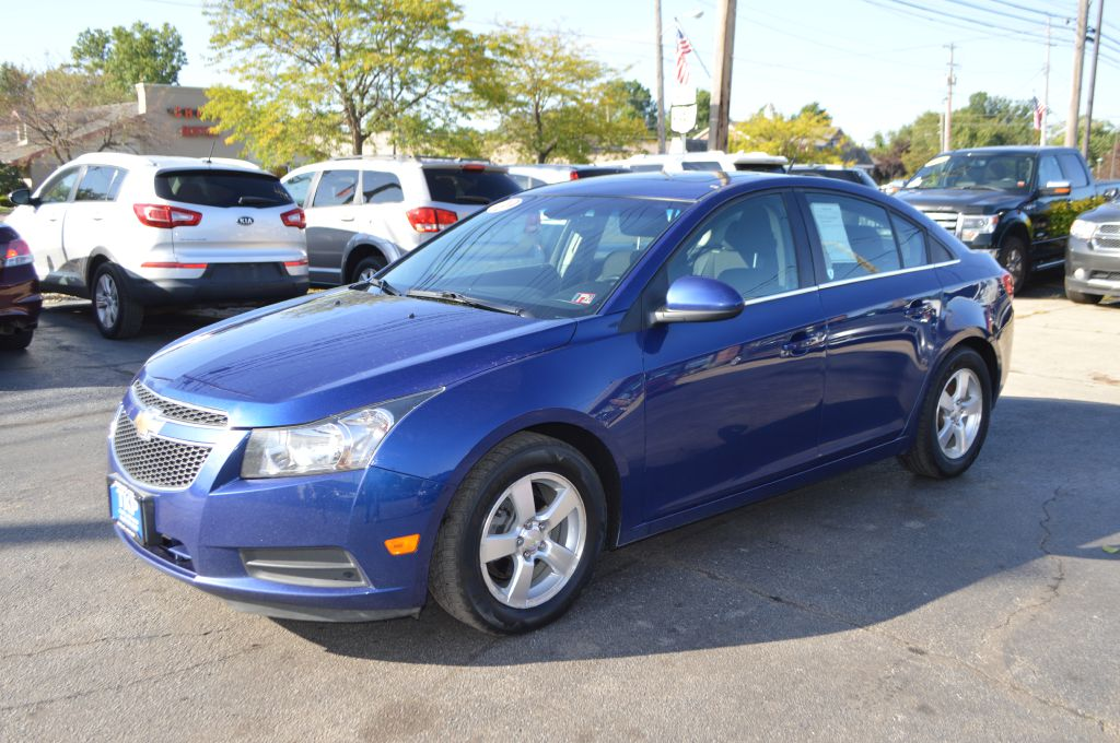 2013 CHEVROLET CRUZE for sale at TKP Auto Sales