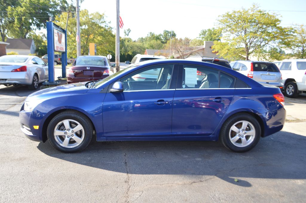 2013 CHEVROLET CRUZE LT for sale at TKP Auto Sales
