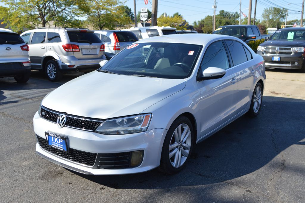 2013 VOLKSWAGEN JETTA GLI for sale in Eastlake, Ohio