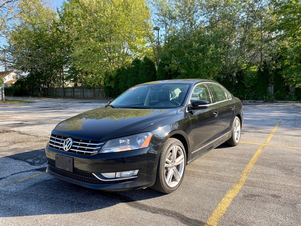 2014 VOLKSWAGEN PASSAT SEL for sale in Eastlake, Ohio