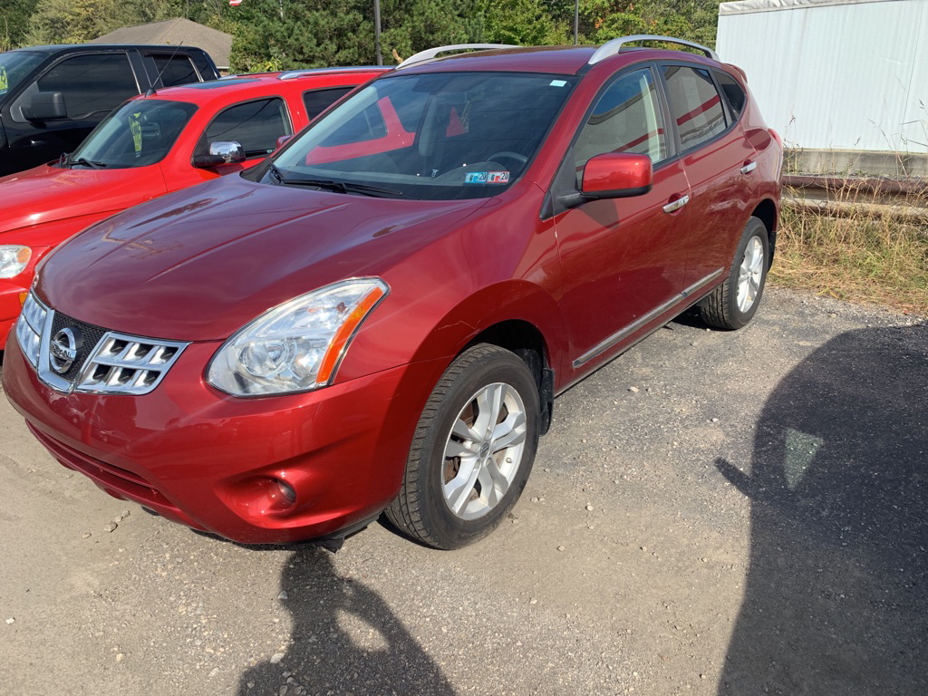 2012 NISSAN ROGUE for sale at TKP Auto Sales