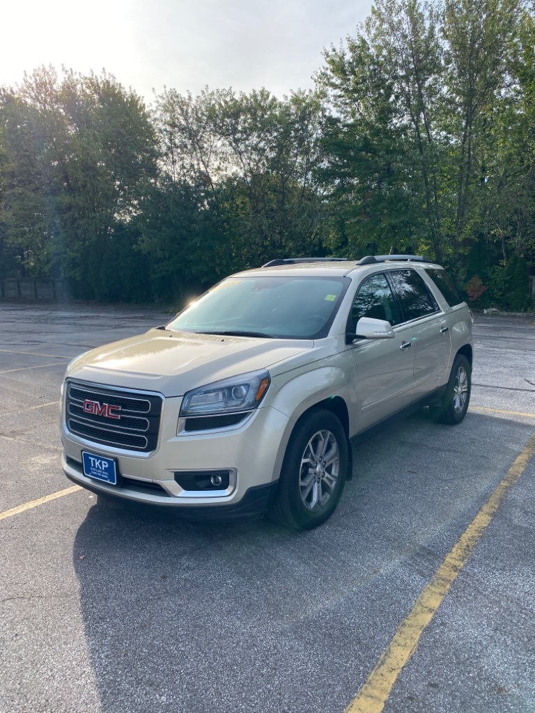 2015 GMC ACADIA SLT-1 for sale in Eastlake, Ohio