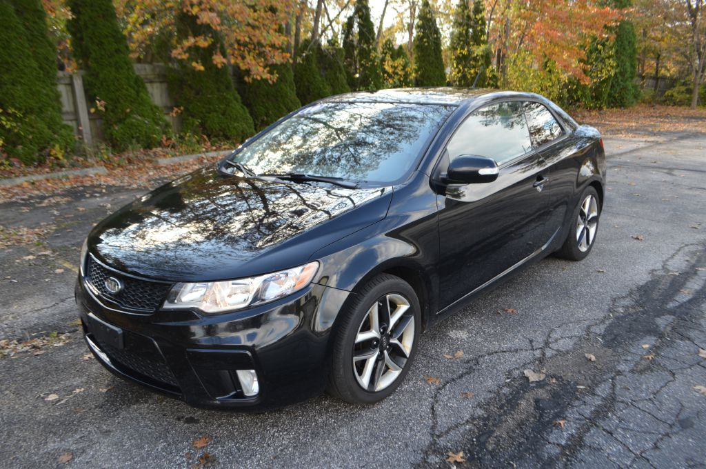 2010 KIA FORTE for sale at TKP Auto Sales