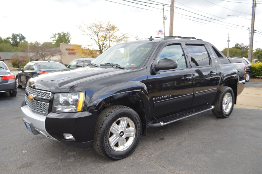 2012 CHEVROLET AVALANCHE for sale at TKP Auto Sales