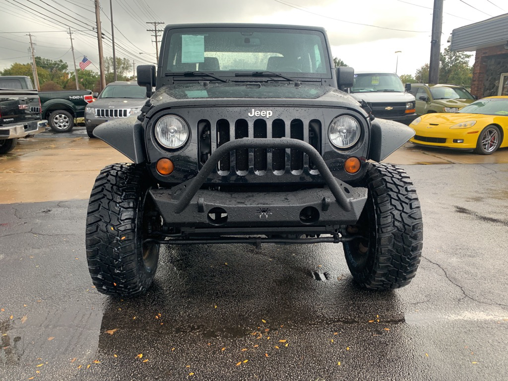 2013 JEEP WRANGLER SPORT for sale at TKP Auto Sales