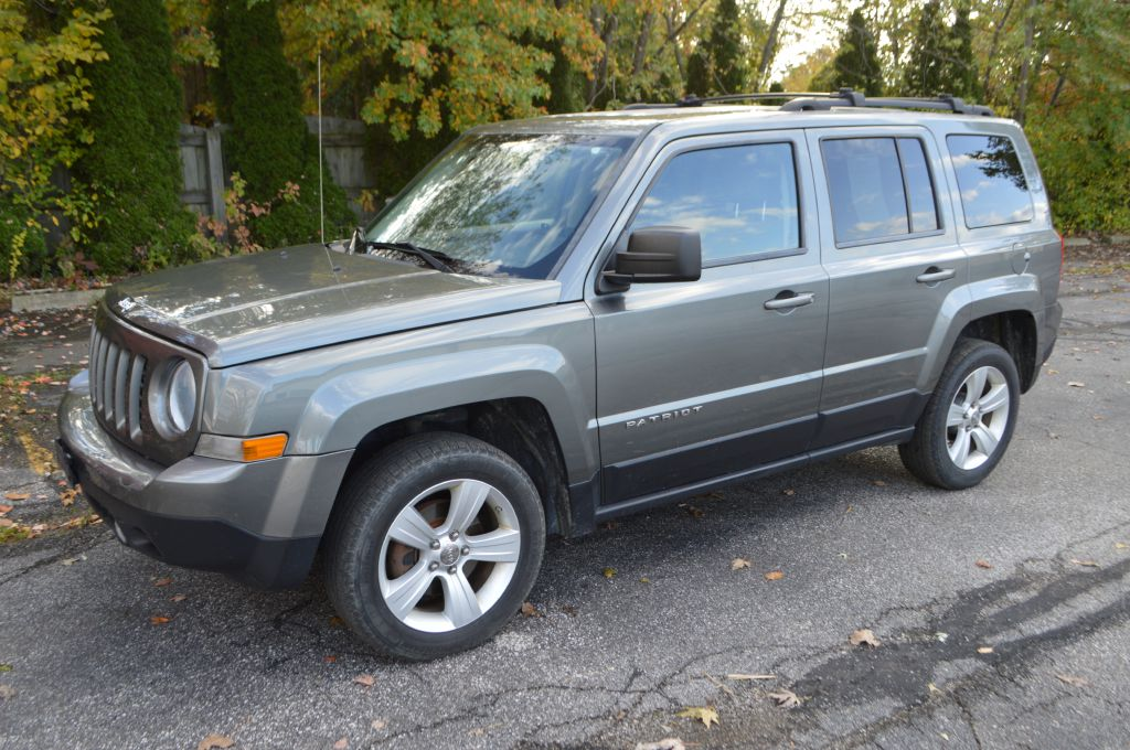 2012 JEEP PATRIOT for sale at TKP Auto Sales