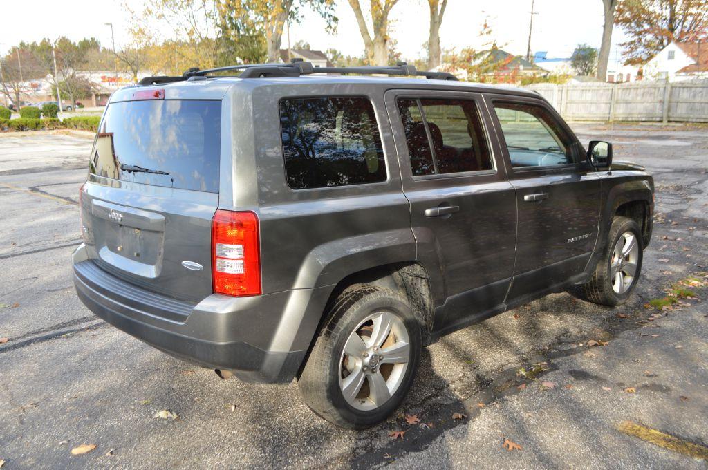 2012 JEEP PATRIOT LATITUDE for sale at TKP Auto Sales