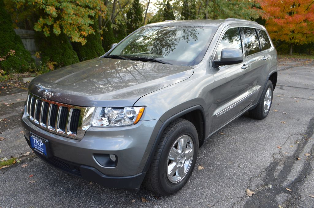 2013 JEEP GRAND CHEROKEE for sale at TKP Auto Sales