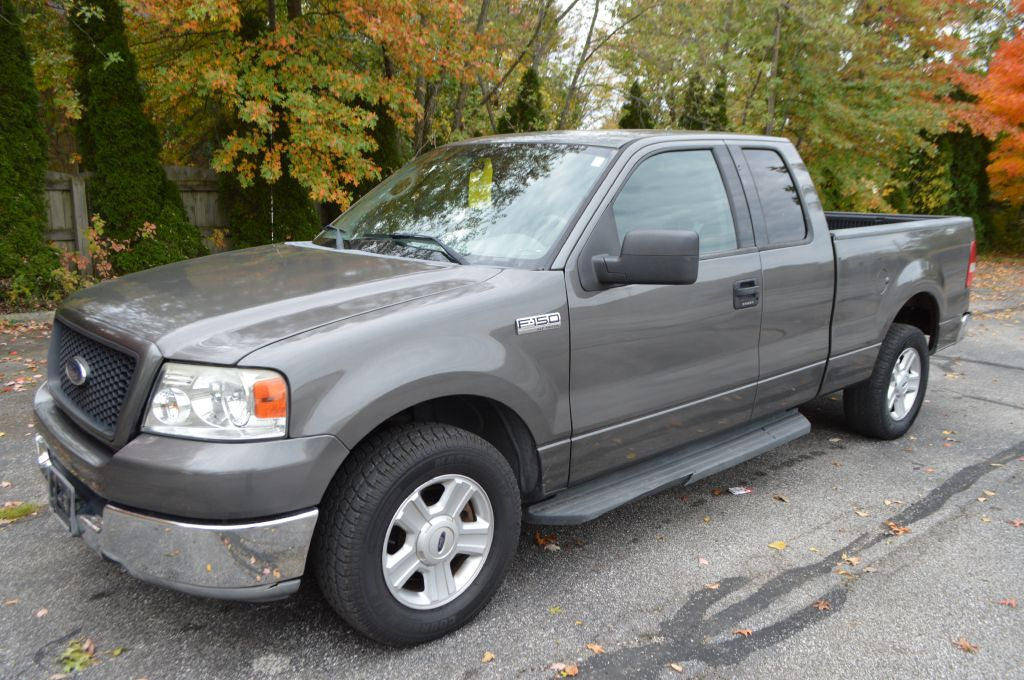 2004 FORD F150 for sale at TKP Auto Sales