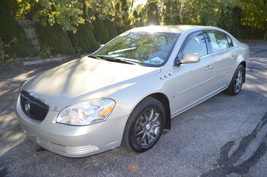 2007 BUICK LUCERNE for sale at TKP Auto Sales