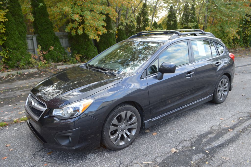 2014 SUBARU IMPREZA SPORT PREMIUM for sale in Eastlake, Ohio