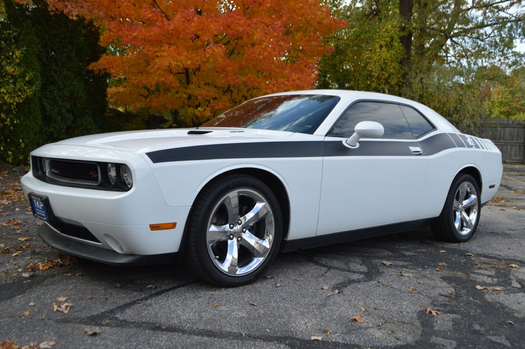 2013 DODGE CHALLENGER for sale at TKP Auto Sales