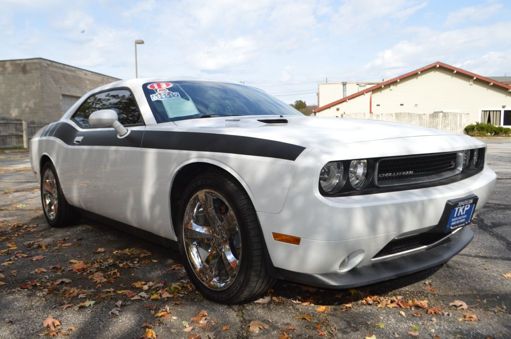 2013 DODGE CHALLENGER R/T for sale at TKP Auto Sales