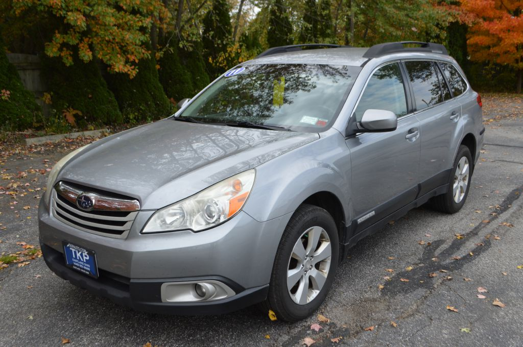 2011 SUBARU OUTBACK for sale at TKP Auto Sales
