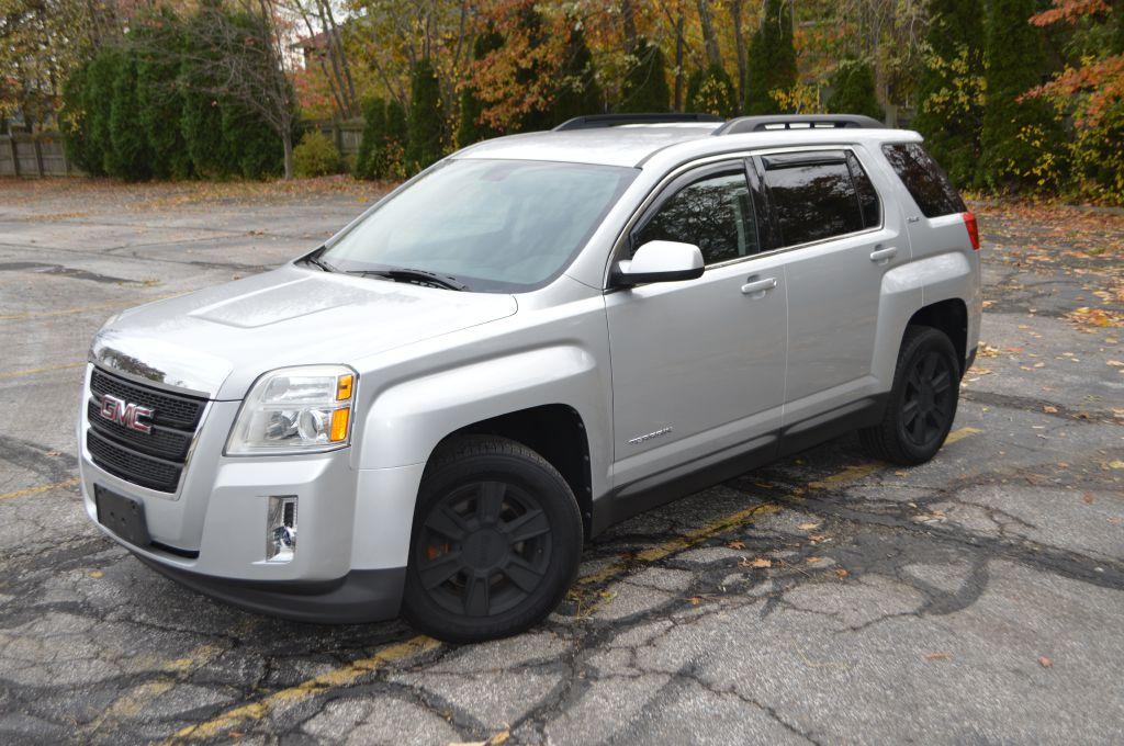 2011 GMC TERRAIN for sale at TKP Auto Sales