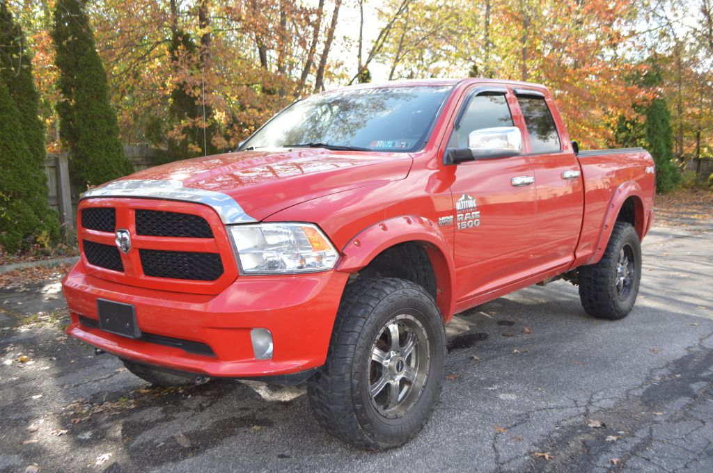 2013 RAM 1500 for sale at TKP Auto Sales