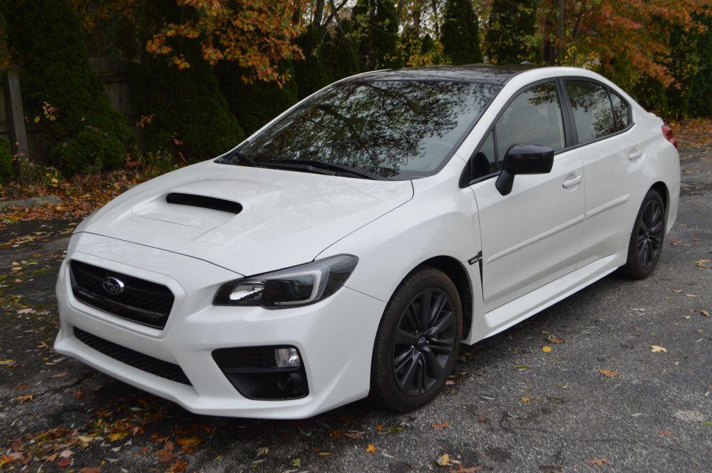 2017 SUBARU WRX for sale at TKP Auto Sales