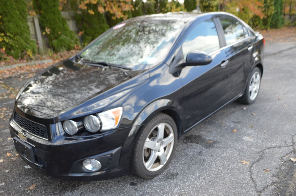 2014 CHEVROLET SONIC for sale at TKP Auto Sales