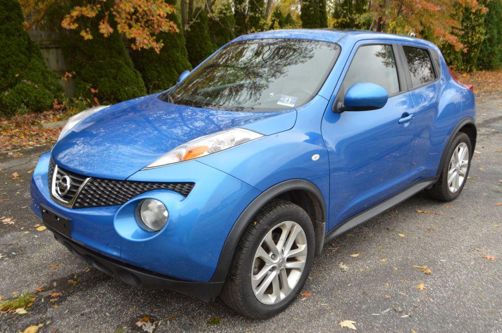 2012 NISSAN JUKE for sale at TKP Auto Sales