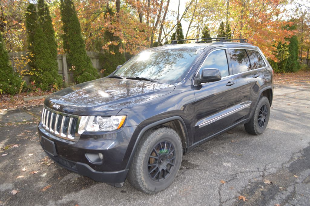 2012 JEEP GRAND CHEROKEE for sale at TKP Auto Sales