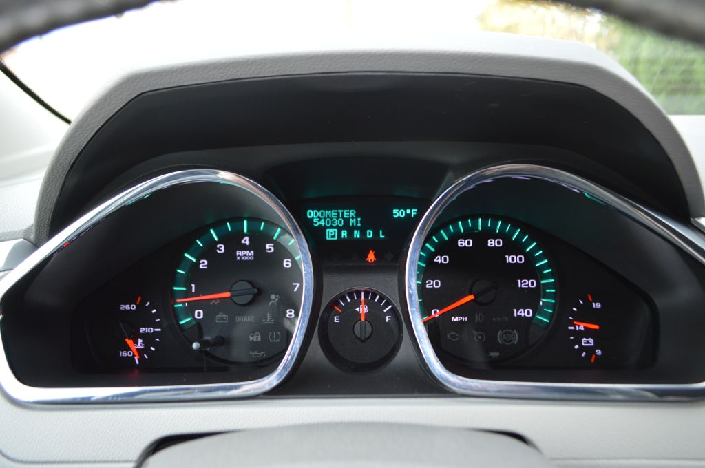 2012 CHEVROLET TRAVERSE LS for sale at TKP Auto Sales