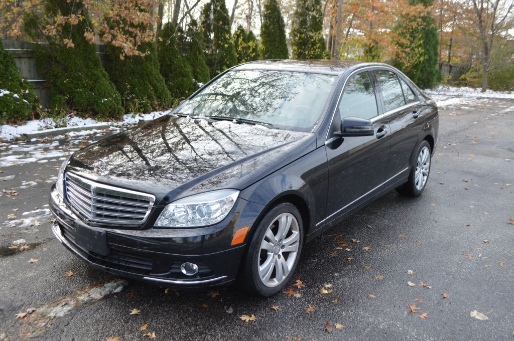 2011 MERCEDES-BENZ C-CLASS for sale at TKP Auto Sales