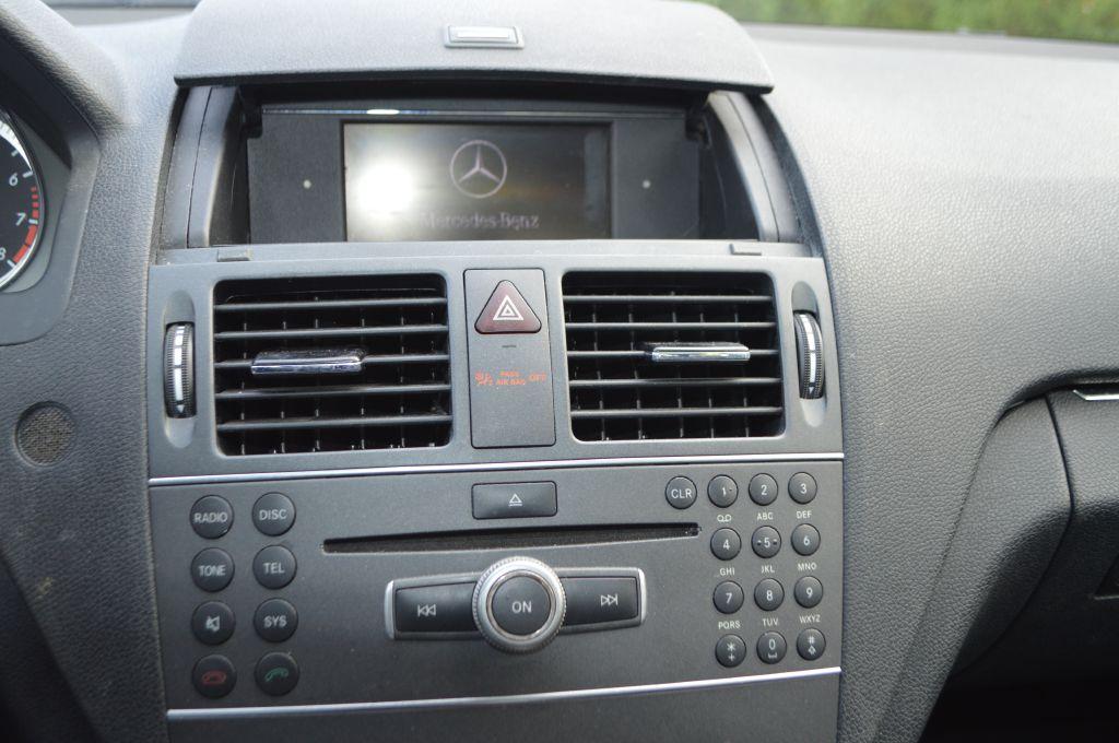 2011 MERCEDES-BENZ C-CLASS C300 4MATIC for sale at TKP Auto Sales