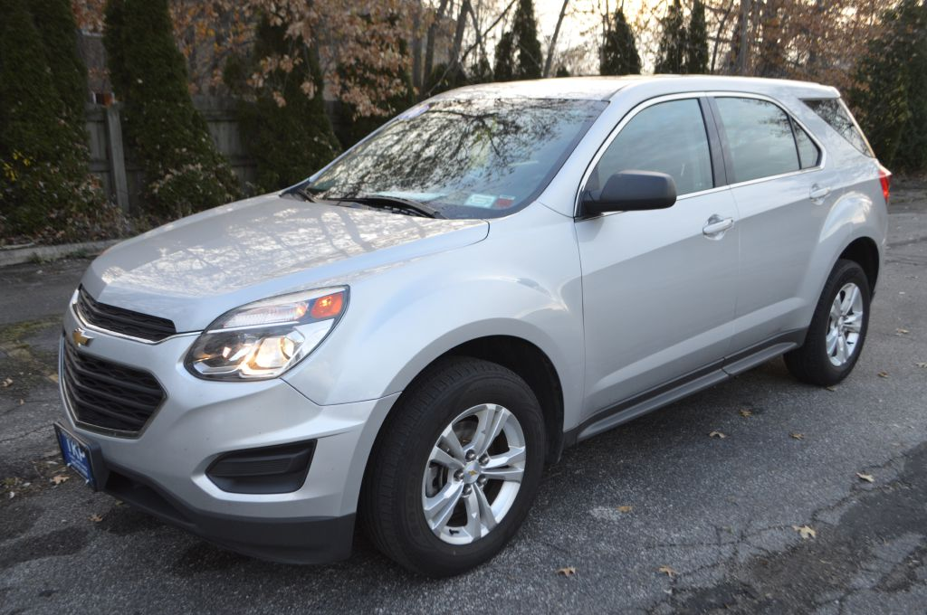 2016 CHEVROLET EQUINOX for sale at TKP Auto Sales