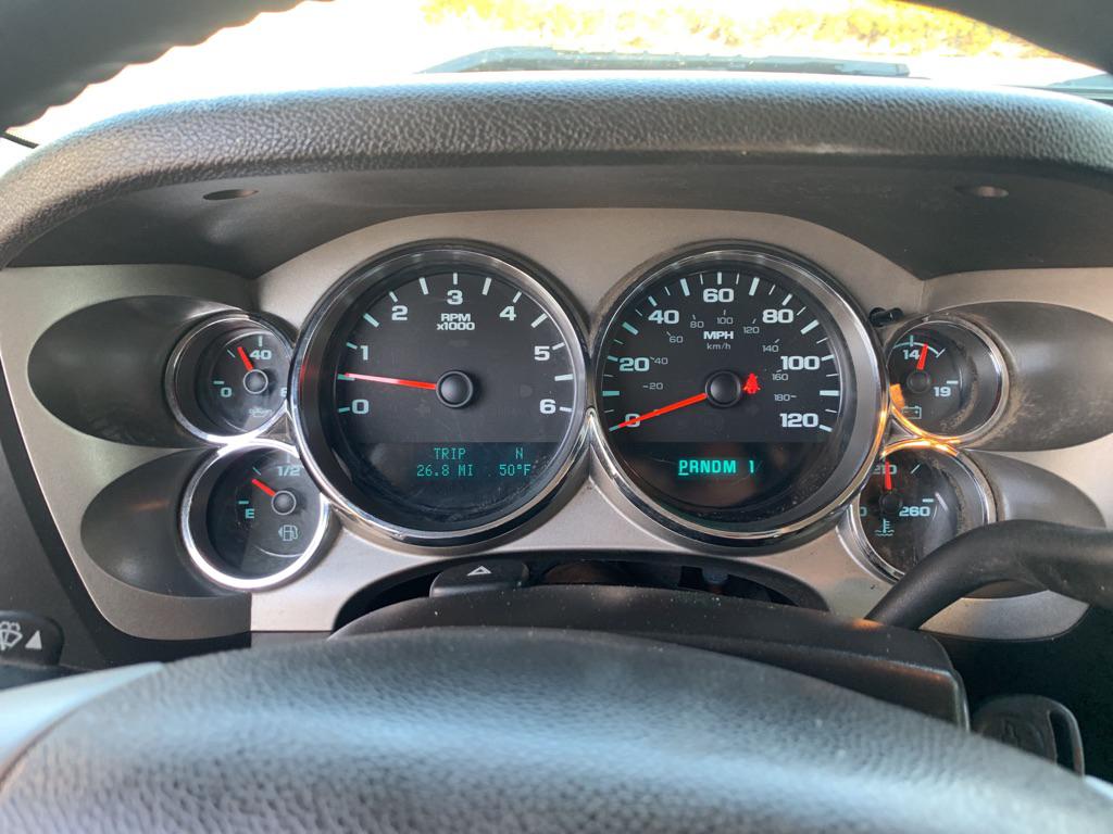 2014 CHEVROLET SILVERADO 2500 HEAVY DUTY LT for sale at TKP Auto Sales