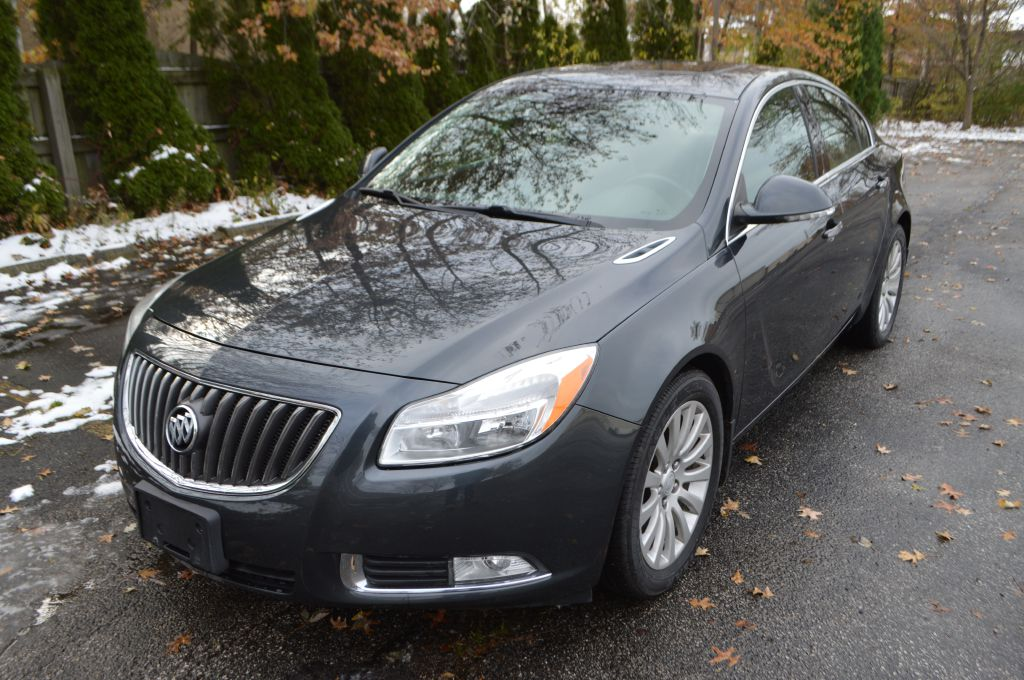 2013 BUICK REGAL for sale at TKP Auto Sales