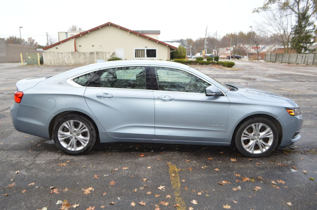 2014 CHEVROLET IMPALA LT for sale at TKP Auto Sales