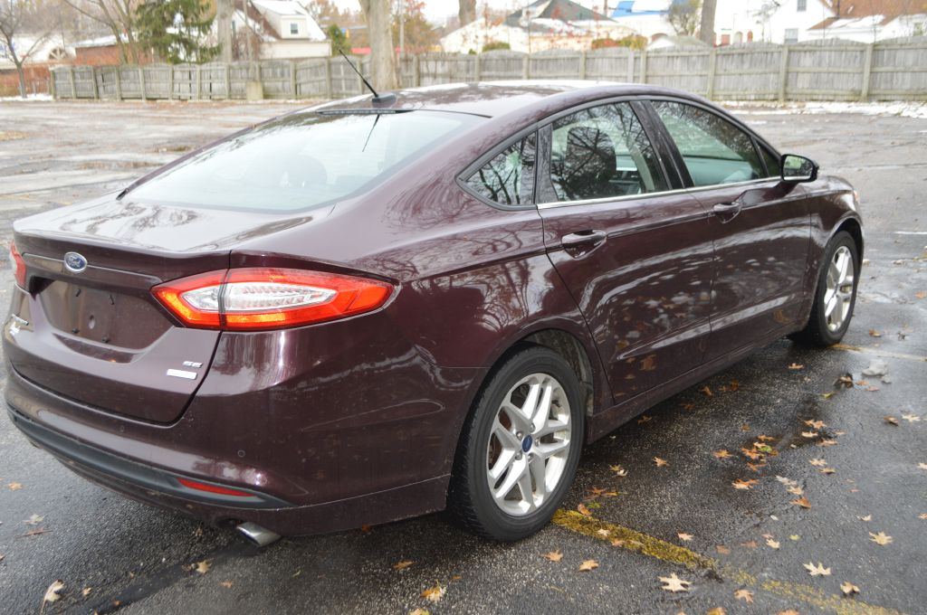 2013 FORD FUSION SE for sale at TKP Auto Sales