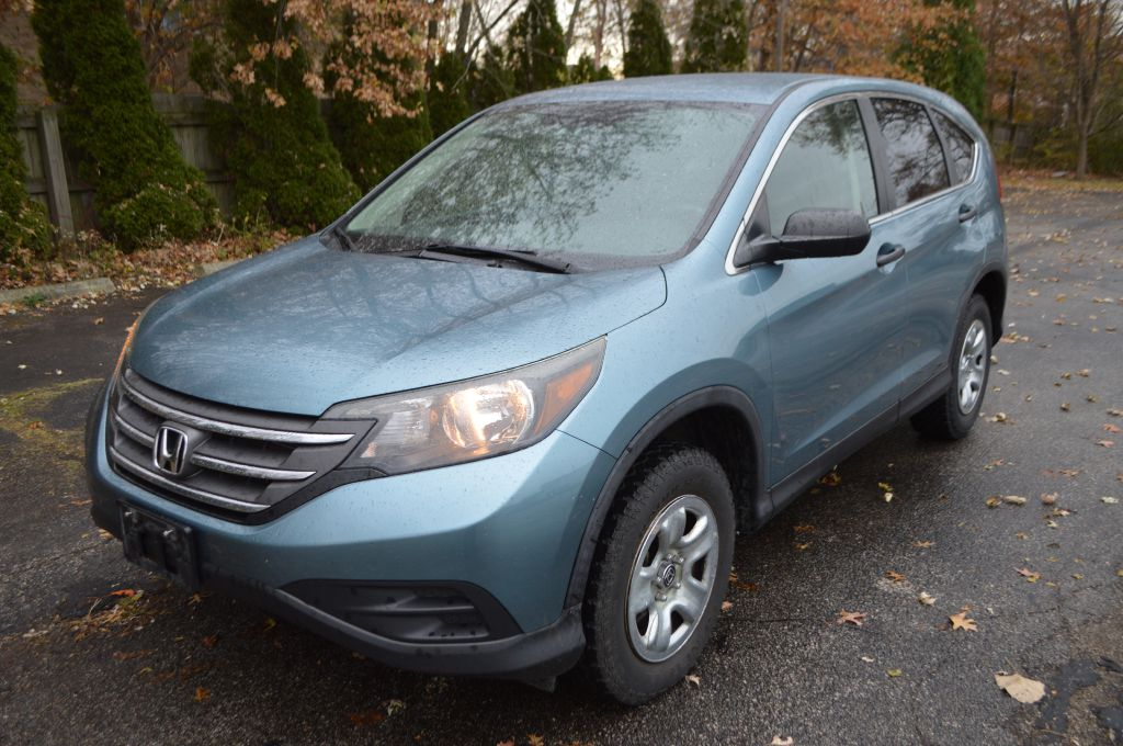 2013 HONDA CR-V for sale at TKP Auto Sales