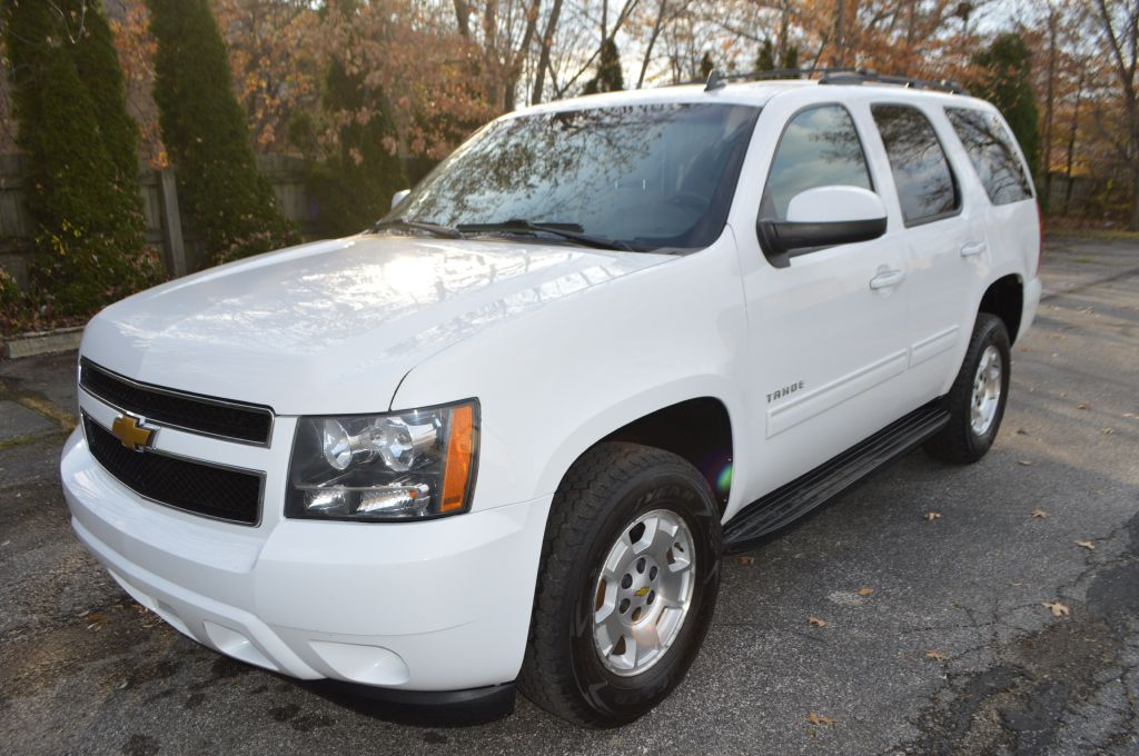 2013 CHEVROLET TAHOE for sale at TKP Auto Sales