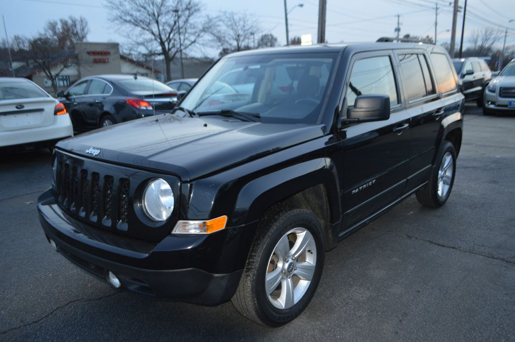 2013 JEEP PATRIOT for sale at TKP Auto Sales