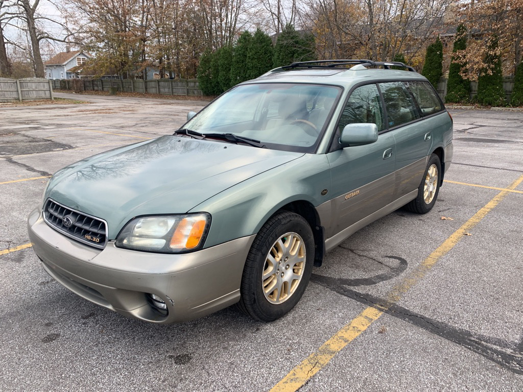 Tkp Auto Sales >> 2003 SUBARU LEGACY OUTBACK H6 3.0 for sale at TKP Auto ...