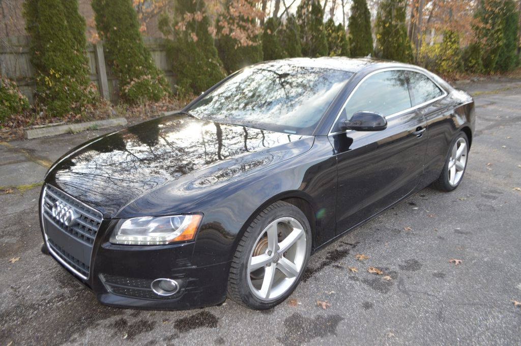 2010 AUDI A5 for sale at TKP Auto Sales