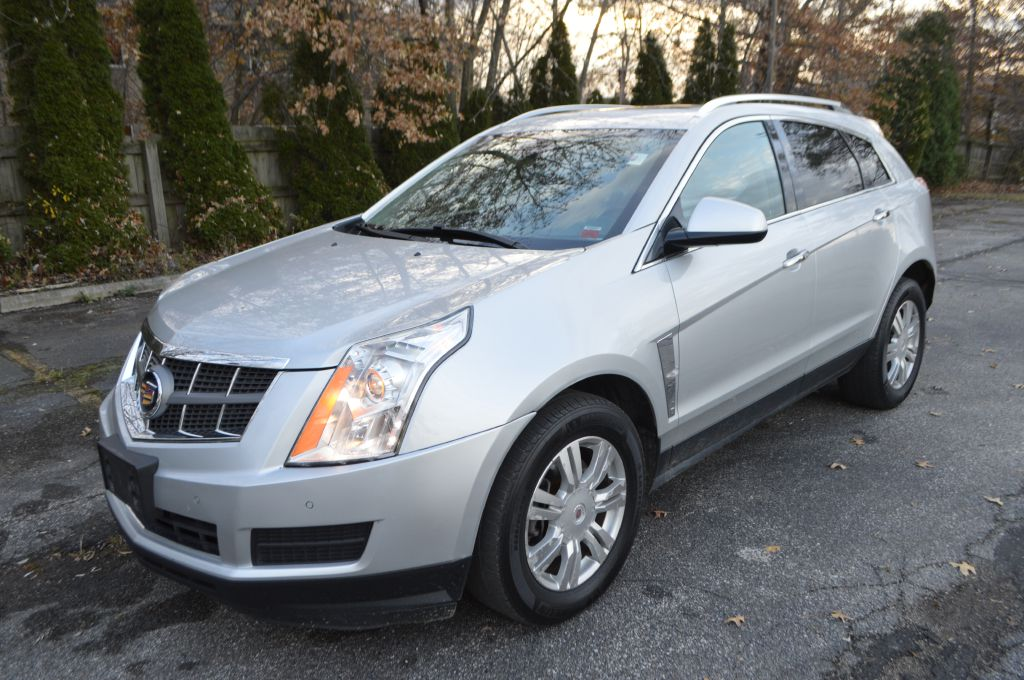 2012 CADILLAC SRX for sale at TKP Auto Sales