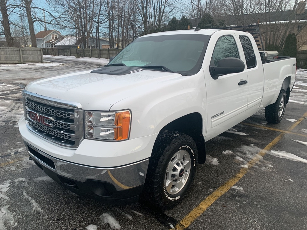 2012 GMC SIERRA for sale at TKP Auto Sales