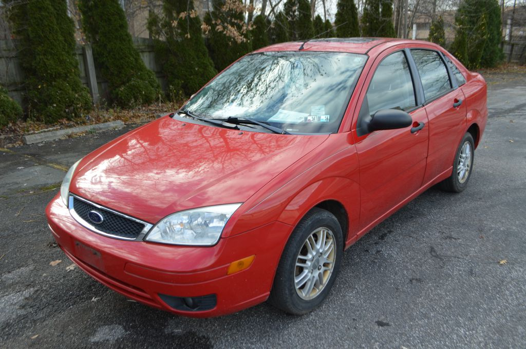 2007 FORD FOCUS for sale at TKP Auto Sales