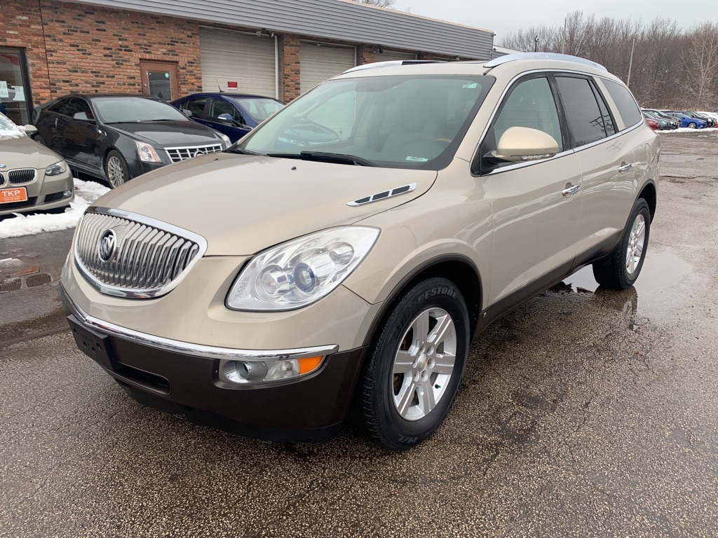 2010 BUICK ENCLAVE for sale at TKP Auto Sales