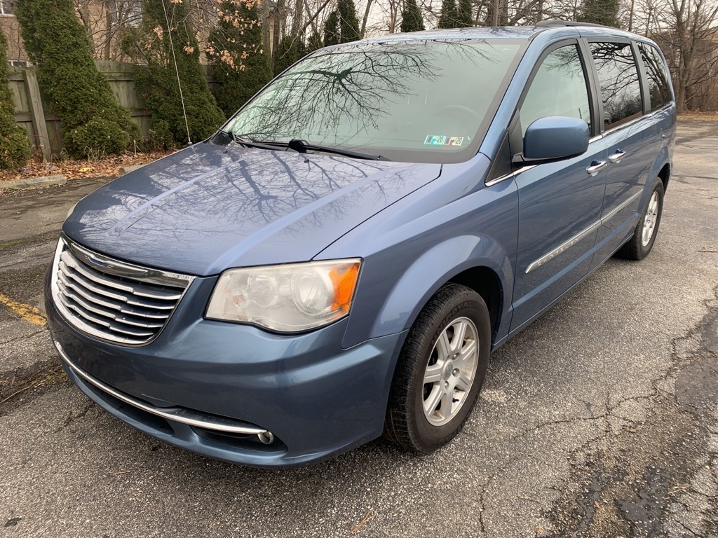 2011 CHRYSLER TOWN & COUNTRY for sale at TKP Auto Sales